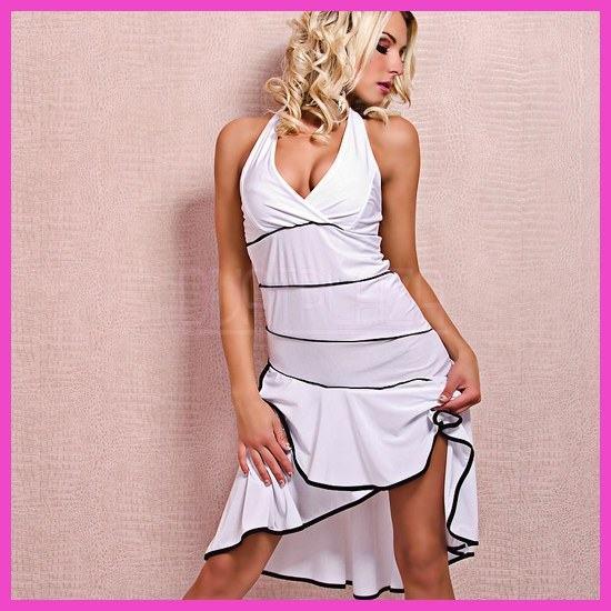 a8d8c2d1e8 Női nyári ruha latinos fodros csinos salsa ruha | divatplaza
