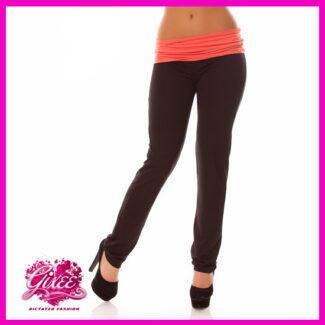 GIXEE szabdidő hosszú  fitness nadrág