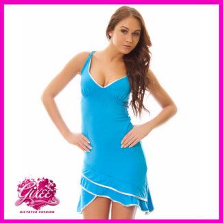 GIXEE Salsa ruha, latino ruha, nyári ruha menyecske ruha