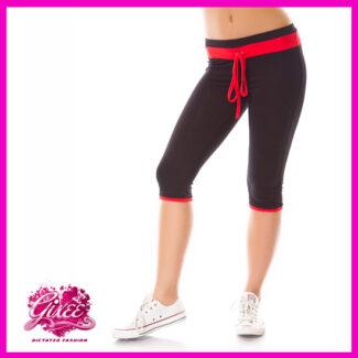 GIXEE szabdidő capry  fitness nadrág