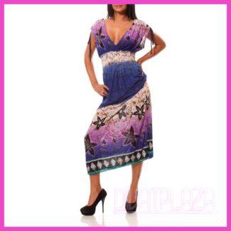 Maxiruha hosszú ruha